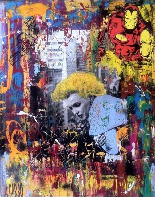 , 'Marilyn,' 2018, Samhart Gallery