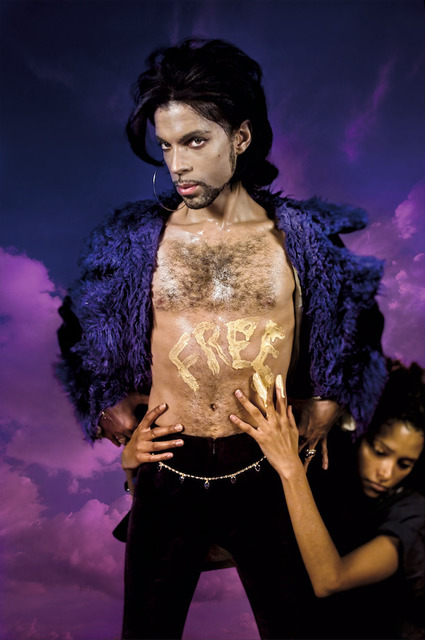 ", 'Prince ""Free"",' 1999, Mouche Gallery"