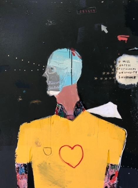 , 'Avatar (Self Portrait Mode),' 2018, Bruce Lurie Gallery