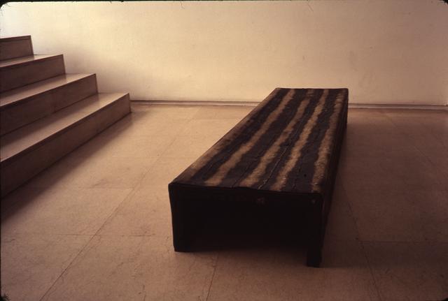 , 'Passage de feu,' 1970, Galerie Nathalie Obadia