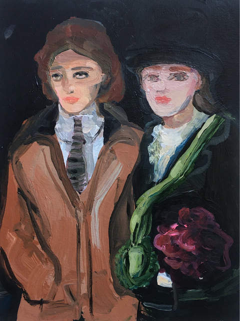 , 'Mitford,' 2017, Sears-Peyton Gallery