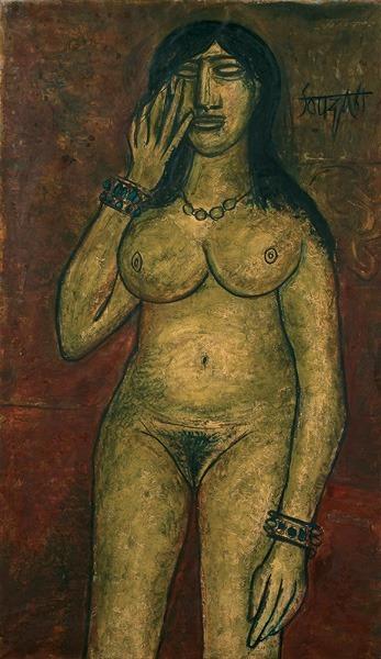 , 'Nude,' 1961, Aicon Gallery
