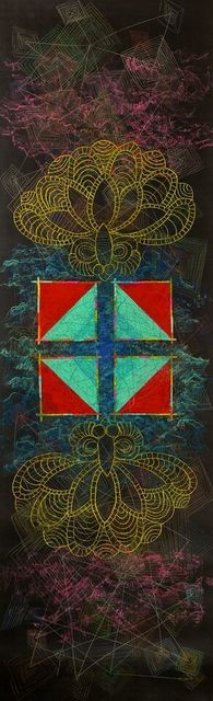 , 'Naturaleza Oculta 6,' 2013, Deborah Colton Gallery