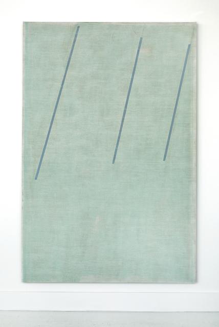 , 'Ultramarine Ash,' 2016-2017, Anglim Gilbert Gallery