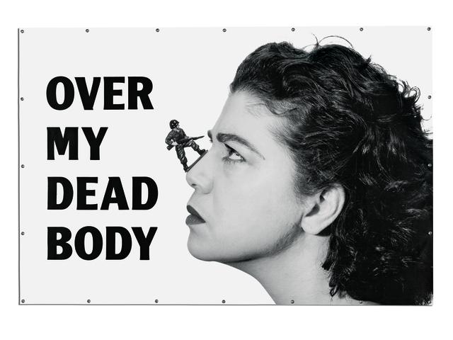 , 'Over my dead body ,' 1988-2002, Fundación Proa