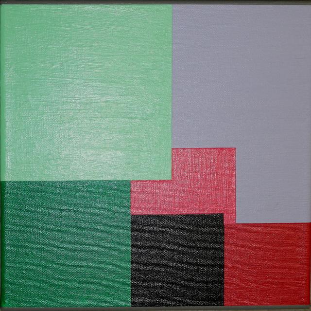 , 'Untitled (9 Squares) 17040,' 2017, Robert Kananaj Gallery