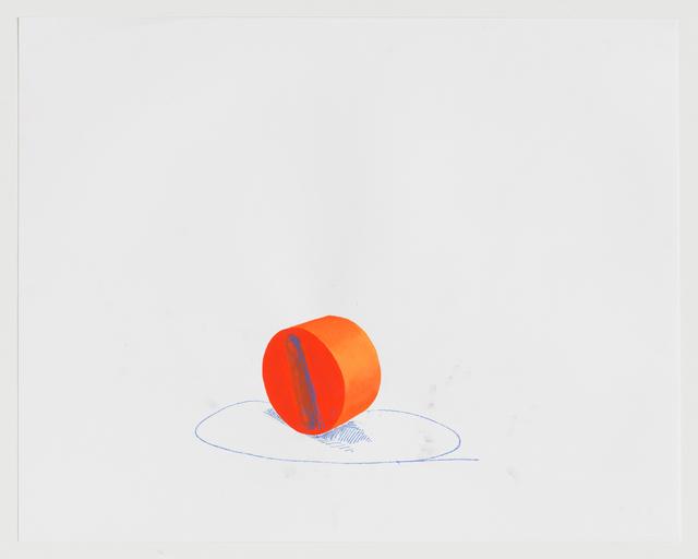 Steven Baldi, 'Canon O isolated and extruded', 2017, Koenig & Clinton
