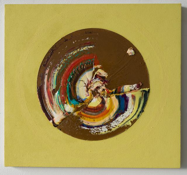 , '#1070118 (Jester),' 2018, Anne Mosseri-Marlio Galerie