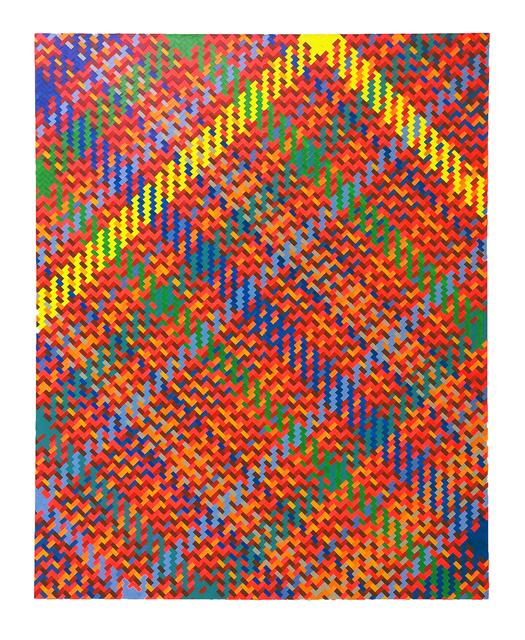 Paul Muguet, 'Petate No.2', 2018, Galería RGR