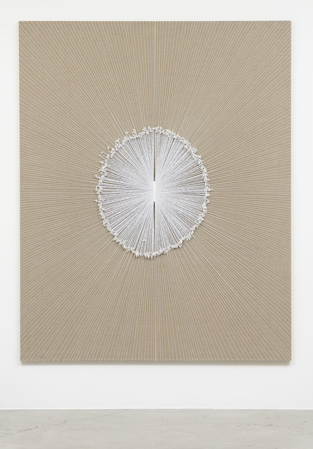 , 'Mandala VI,' 2015, Galeria Luisa Strina