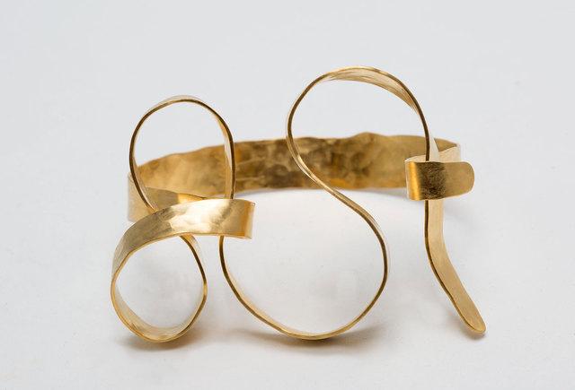, 'Meanders Bracelet,' 2018, Adelson Galleries