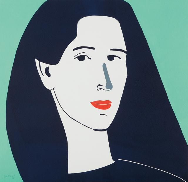 Alex Katz, 'Diana', 2014, Phillips