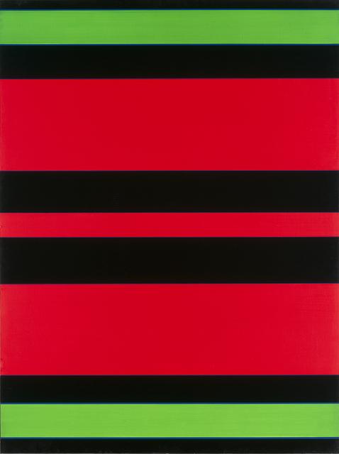 , 'Ohne Titel (Sicht)/ Untitled (View),' 1975, Walter Storms Galerie