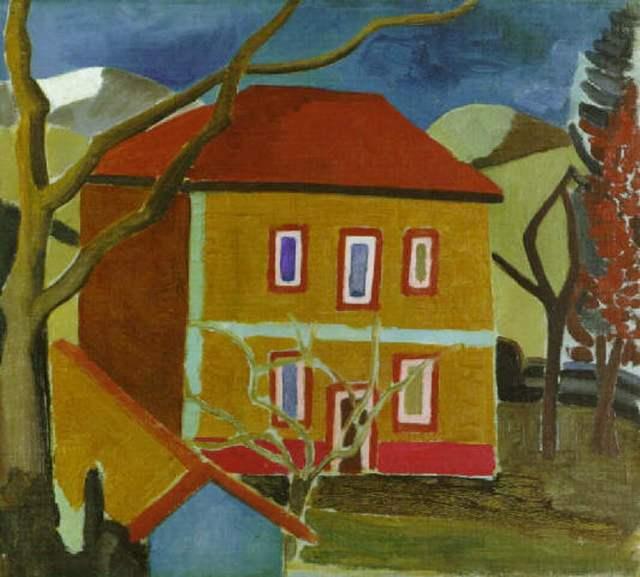 , 'Casa Guba,' 1922, Browse & Darby