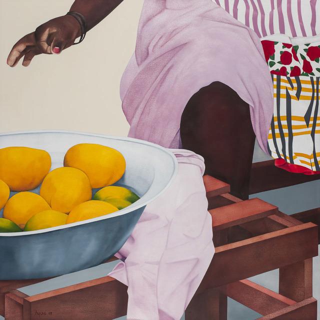 , 'Sin título,' 2013, Fernando Pradilla/El Museo