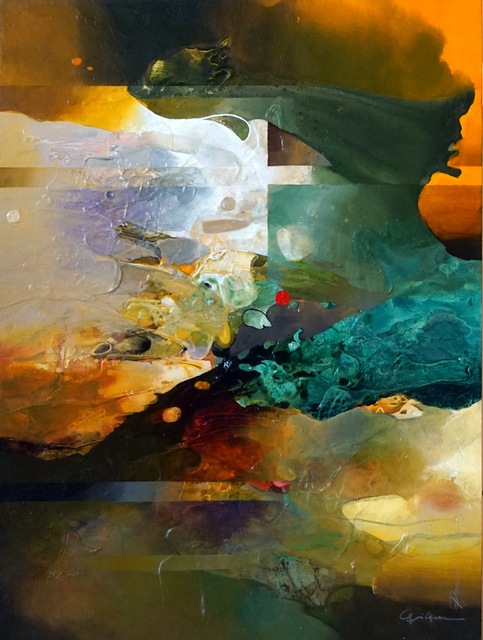 Pan QiQun, 'Giving Thanks', 2015, Avran Fine Art