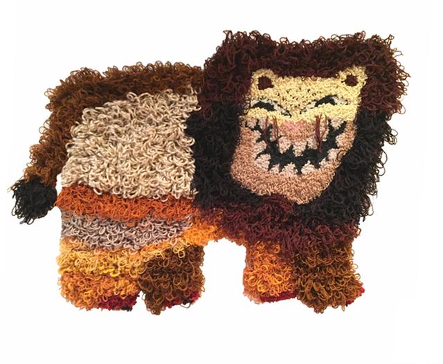 , 'Bad Mascot,' 2017, Steve Turner