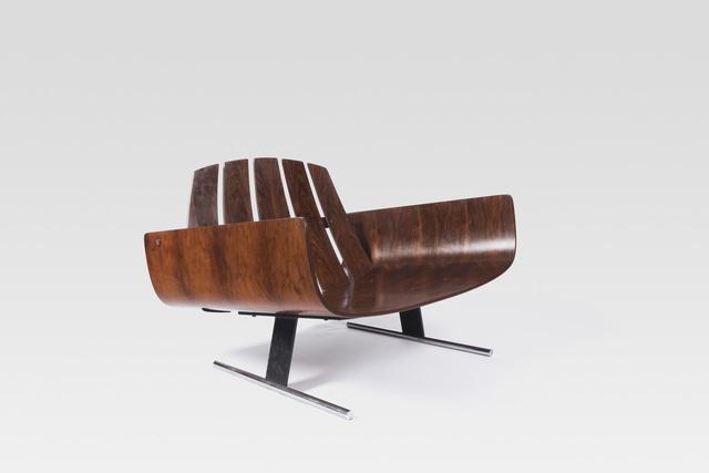 , 'Presidencial armchair,' ca. 1960, Galerie Le Beau