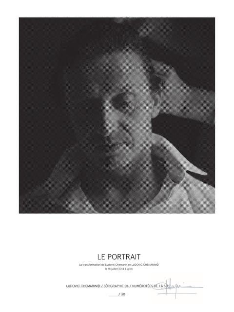 , 'Le portrait,' 2015, mfc - michèle didier