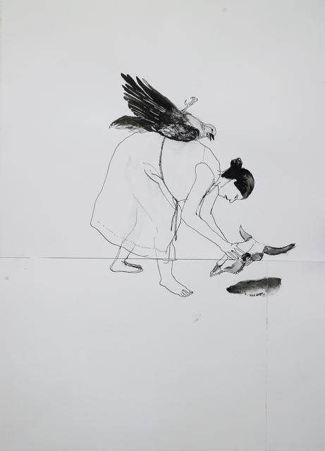 , 'Anjo [Angel],' 2018, Casa Triângulo