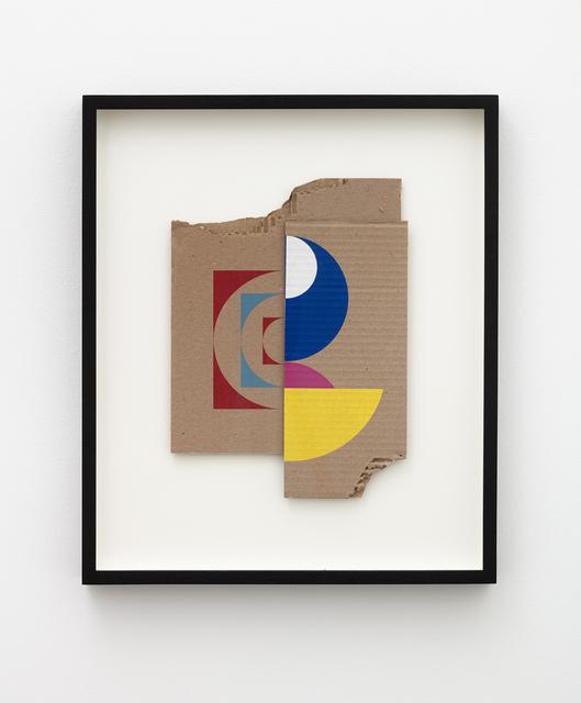 Jose Dávila, 'Orden Discontinuo LXXII', 2019, Galleri Nicolai Wallner