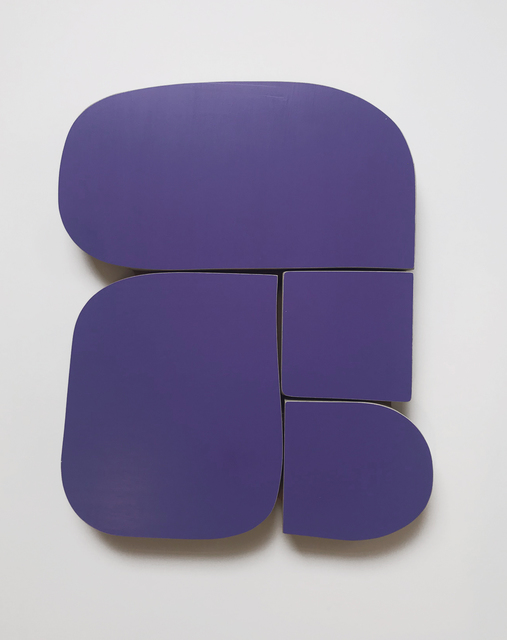 Andrew Zimmerman, 'Light Violet', 2019, Sears-Peyton Gallery