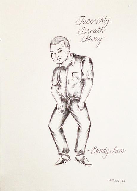 , 'Take My Breath Away ,' 2916, V1 Gallery