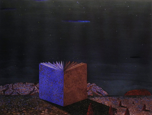 , 'Book of Potential,' 2000, Charles Nodrum Gallery