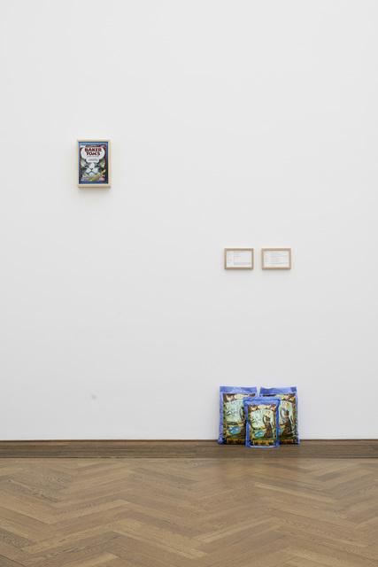 , 'Product Recall: An Index of Innovation. Baker Tom's,' 2014-2015, Laveronica Arte Contemporanea