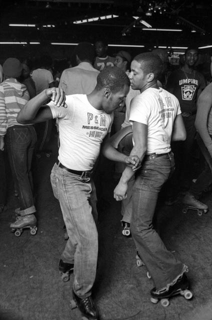 , 'Empire Roller Disco #11,' 1980, Benrubi Gallery