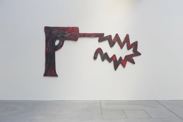 , 'Objektive Malerei,' 1982, von Bartha