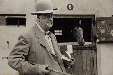 Henri Cartier-Bresson, 'At the Curragh Racecourse Near Dublin,' 1955, Phillips: The Odyssey of Collecting