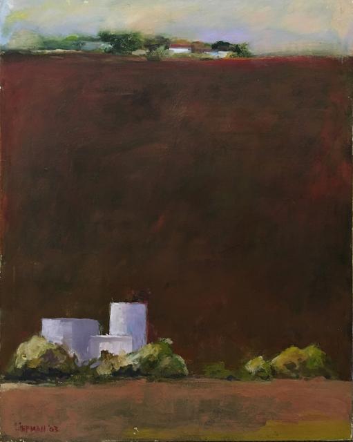 , 'Red Cliff,' 2003, InLiquid