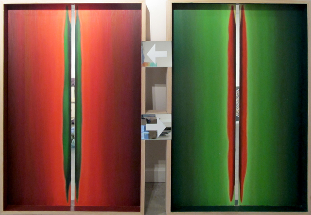 , 'Color Mirror: Red and Green,' 2013, Gremillion & Co. Fine Art