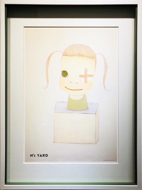 Yoshitomo Nara, 'Sorry Couldn't Draw', 2018, Gin Huang Gallery