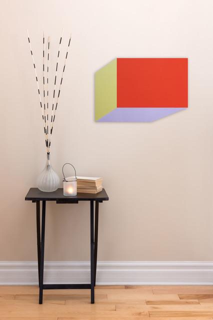 Brent Hallard, 'Boom III (Abstract painting)', 2018, IdeelArt