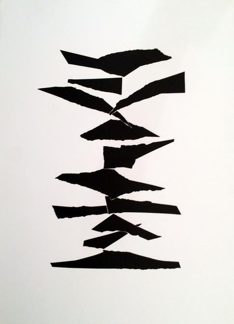 , 'Colonne,' 1981-1982, Palatina