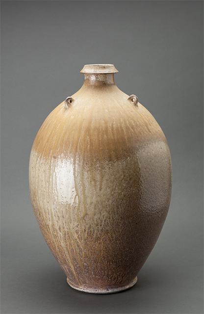 , 'Sung jar, ash glaze,' , Pucker Gallery