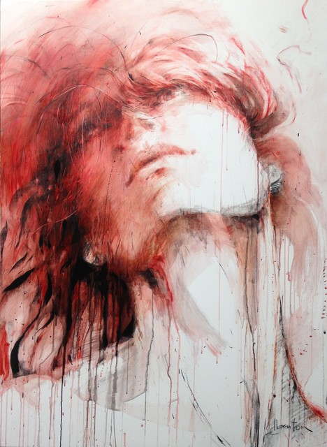 , 'Rouge, vie,' 2017, Bouillon d'Art Galerie