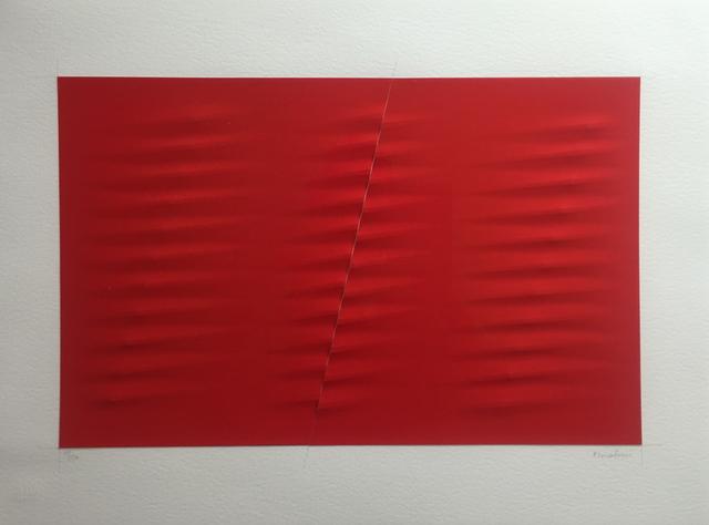 , 'Untitled (rosso),' 2001, Sebastian Fath Contemporary