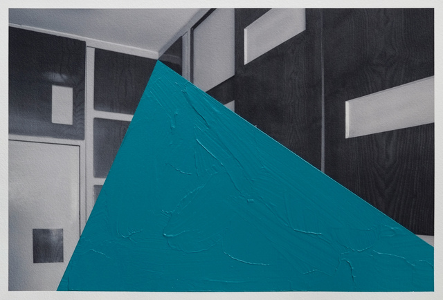 , 'Intrusion nº53,' 2014, Johannes Vogt Gallery