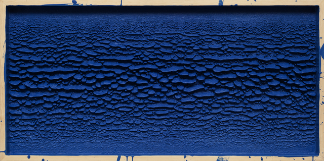 , 'Lido Blue,' 2015, Gallery NAGA