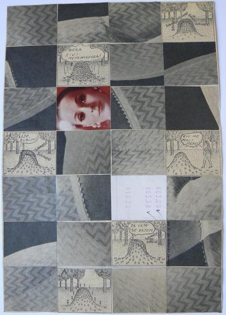 , 'S/T (Long Live the Metamorphosis!),' 1970, espaivisor - Galería Visor