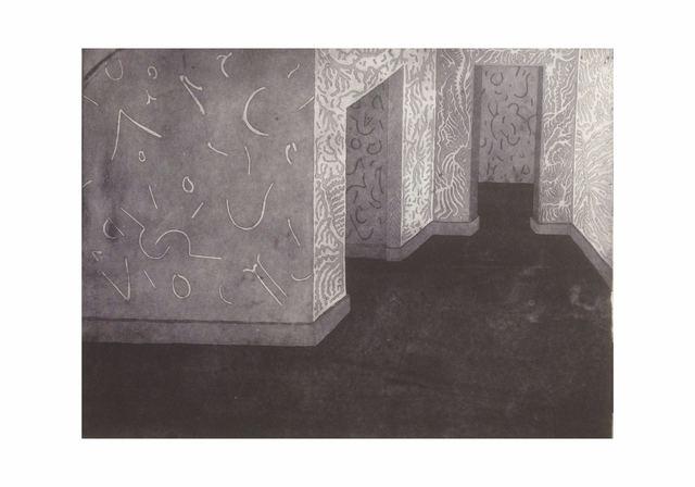 , 'Habitación ornamento XII,' 2017, Ruby