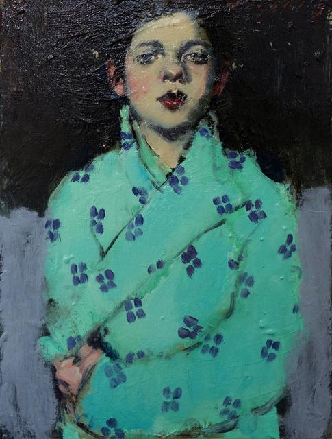 , 'Little Blue Boy 1,' 2016, Shine Artists | Pontone Gallery