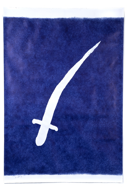 , 'Swords, Crosses and Daggers V,' 1989, Magazzino