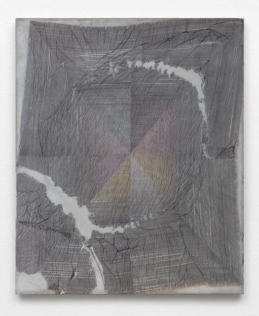 , 'o.T.,' 2016, Petra Rinck