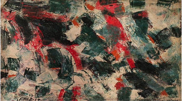 , 'Untitled (52-12),' 1952, Berry Campbell Gallery