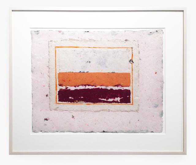 Kenneth Noland, 'untitled', 1975, Leslie Feely
