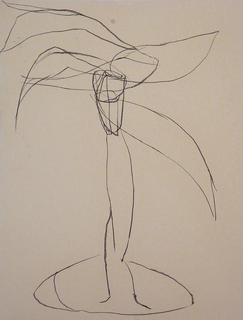 Eduardo Martín del Pozo, 'Les plantes du désir. 43', 2011, Galería Marita Segovia